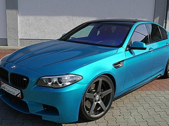PITs BMW F10 Bild 6