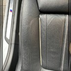Seitenwange Sitzfläche nach der Reinigung mit stiptpolish