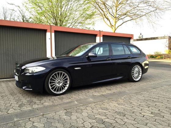 BMW F11 525d xDrive M-Paket