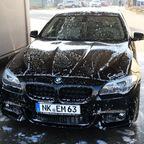 BMW F10 BLACK SAPPHIRE METALLIC