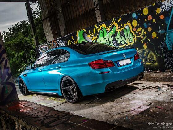 PITs BMW F10 Bild 4