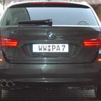PA  BMW F11 LCI