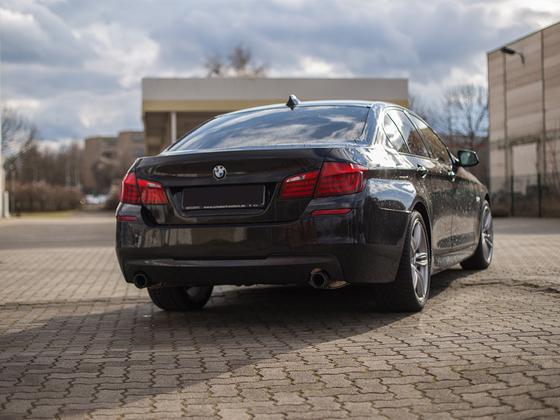 535i X-Drive - BlackiMD