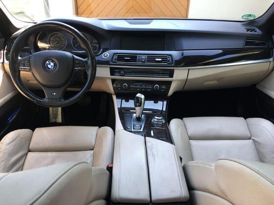 BMW 530d F10 M-Paket