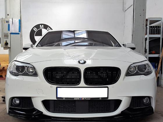PITs BMW 550ix