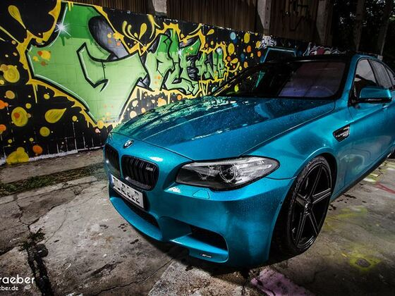 PITs BMW F10 Bild 3