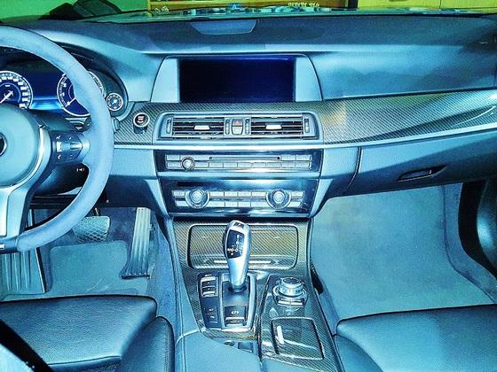 PIT's F10 550i