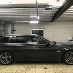 Bmw f11 mit Avus Recing AC-BM3