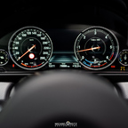 BMW F11 06WB Multifunktionales Display