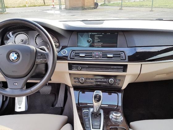 PIT's BMW 550ix