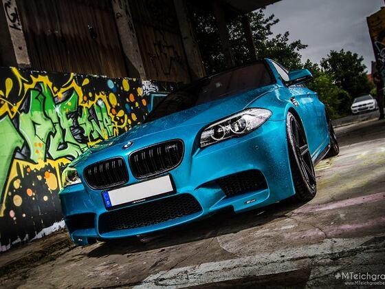 PITs BMW F10 Bild 1