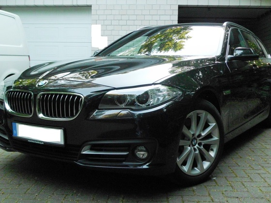 BMW 525d (F11 LCI)