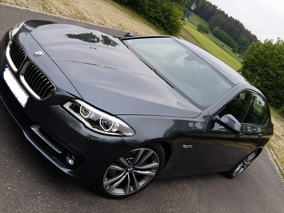BMW F10 LCI 535i