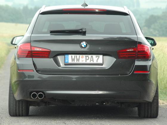 BMW F11 LCI