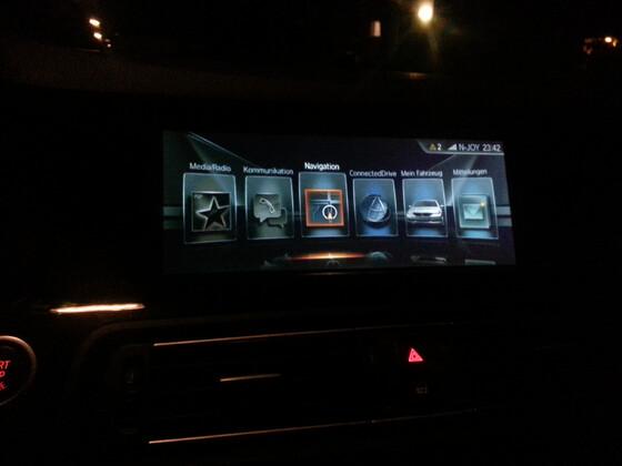 BMW F11 + NBT EVO ID5