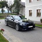 BMW F11 530D _ Hochzeitsauto